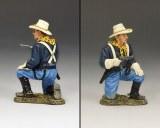 KX021 Kneeling w/ Pistol