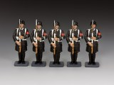 LAH-S02 Leibstandarte On Parade #1 (5 Soldats)