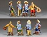 PnM078 The Three Musketeers & d'Artagnan