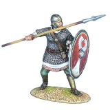 ROM242 Late Roman Legionary with Spear #2 PRE ORDER