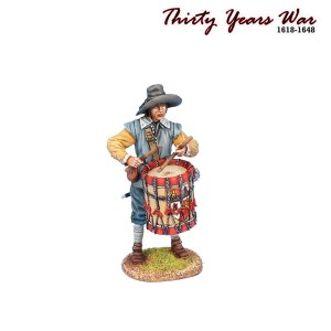 TYW013 Spanish Tercio Drummer Boy