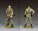 VN139 Green Beret Colonel in Tiger-Stripes