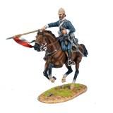 ZUL033 British 17th Lancers Trooper #2