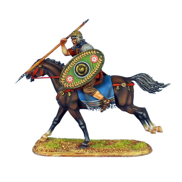 Roman Auxiliary Infantry on Guard--single figure - Metal