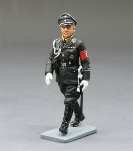 LAH059 Marching Algemeine Officer RETIRE