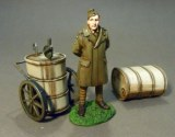 British Mechanic and Oil Cart