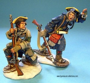JJD CLUBSET04 Ensign Durantaye, and Cadet Richelieu -