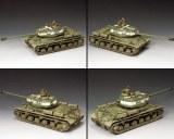 RA075 The Josef Stalin Tank RETIRE
