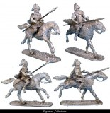 Macedonian Heavy Cavalry with Spears