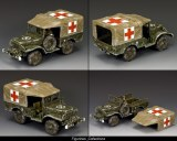 BBA080 DODGE WS51 Weapons Carrier