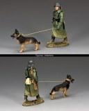 WS198 Feld Gendarmerie Dog Handler