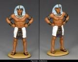 AE055 The Standing Pharaoh