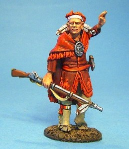 Red Jacket, Chief of the Senecas