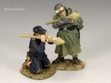 WS185 Panzerfaust Warriors RETIRE