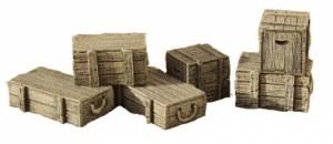 M50 Munitions boxes set of 6