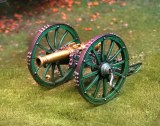 French Artillery Gun