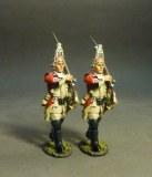 JJD BM48-10 Grenadiers, Marching