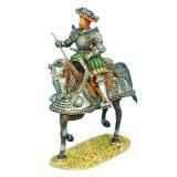 German Landsknecht Mounted Colonel