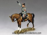 IF001- Mounted Mussolini RETIRE