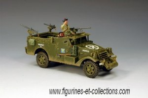 DD103 Free French Scout Car RETIRE