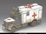 WS258 Opel Blitz Field Ambulance