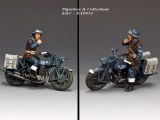 RAF052 RAF Dispatch Rider RETIRE