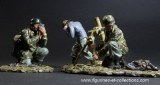 Normandy Mortar Set