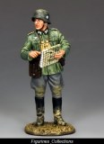 WS278 Officer with map