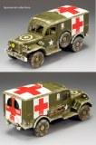 "BBA037-01 Dodge WC54 U.S. Army ambulance"" (Winter Version) RETIRE SANS BOITE"