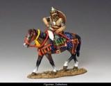 MK102 Mounted Saracen Officer PROMO 21%