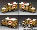 WH004 Opel Blitz Ambulance (Camouflage) RETIRE