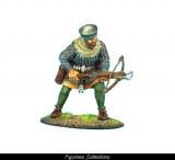 FL CRU060 Crusader Crossbowman Standing PRE ORDER