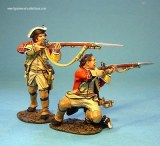 British Line Infantry, Firing#2