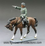 LAH063 Wehrmacht Mounted Officer RETIRE