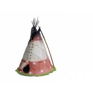 North american indian tipee