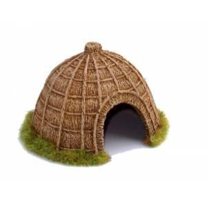 Small zulu hut