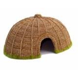Large zulu hut