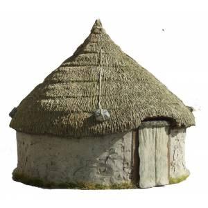 Small celtic hut