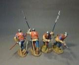 soldats de York PO