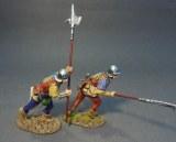 soldats du York PO