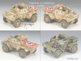 Daimler Dingo Armoured Car