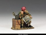 MG034 Major Freddie Gough M.C. (Peinture premium)