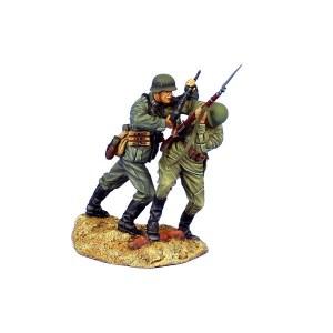 Stalingrad Hand to Hand - German Attacking