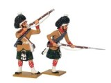 WB 43093 Britisth 93rd Highlanders Attacking Set No.1