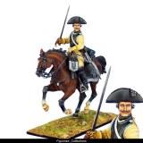 FL SYW026 Prussian 3rd Cuirassier Regiment NCO