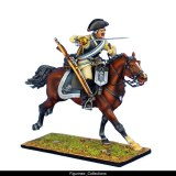 Prussian 3rd Cuirassier Regiment Charging 1