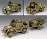 DD161 US Armoured Jeep RETIRE