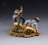 Stokes ghurkha mortier