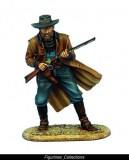 Gunfighter in Duster with Rifle