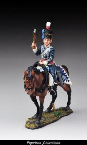 TG NAP026B British Napoleonic Cavalry (Busby Hat)